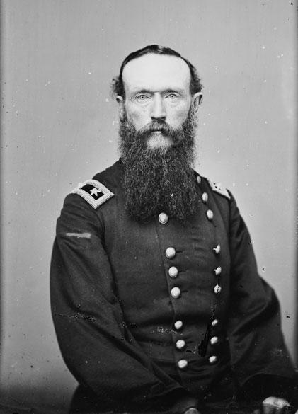 Frederick Steele