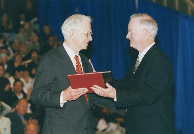 Robert Stobaugh Award Presentation