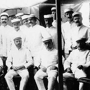 USS Olympia Officers