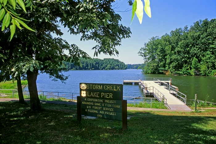 Storm Creek Lake