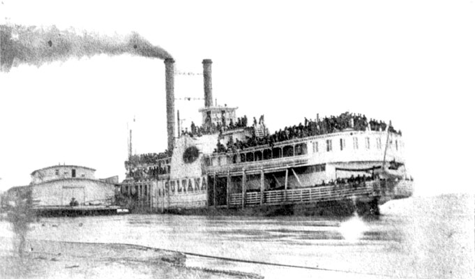 Sultana, Steamboat - Encyclopedia of Arkansas