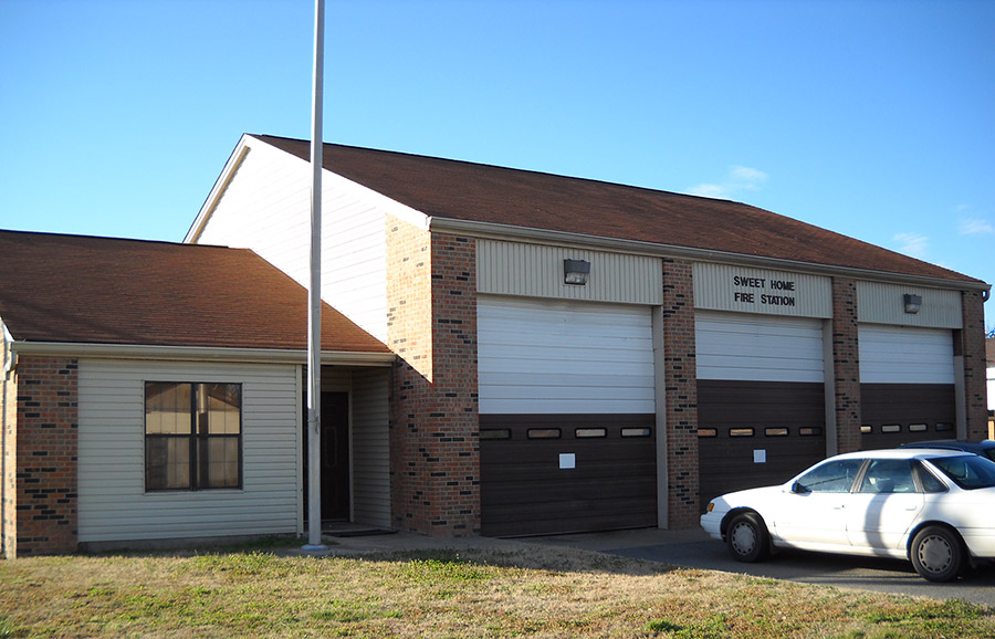 Sweet Home Fire Department