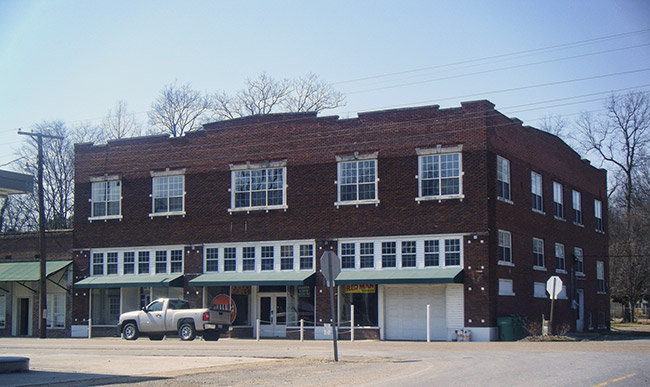 Swepston Mercantile Building