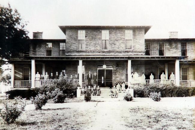 Texarkana Baptist Orphanage