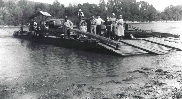 Talburt Ferry