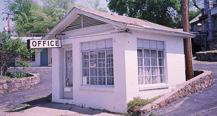 Taylor Rosamond Motel Historic District
