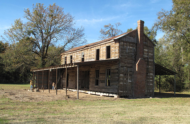 Taylor Log House and Site