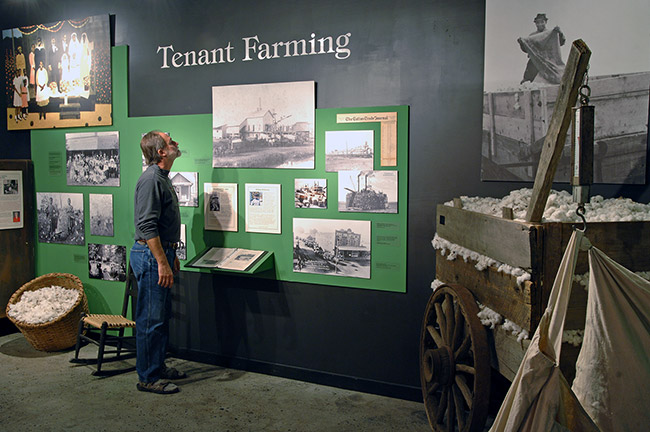 Southern Tenant Farmers Museum