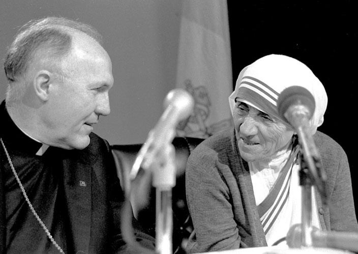 Mother Teresa Press Conference