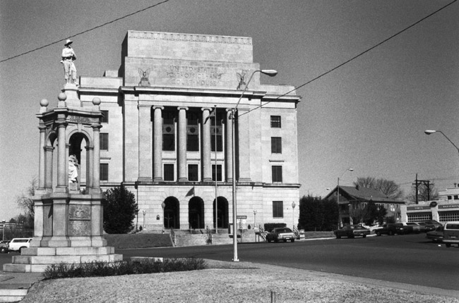Texarkana: U.S. Courthouse