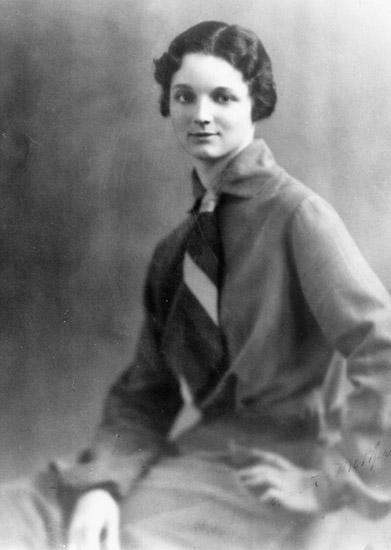 Louise Thaden