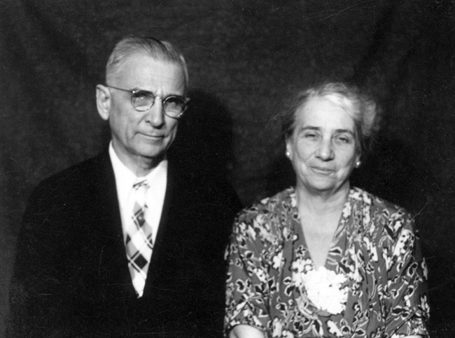 Charles and Mary Thompson