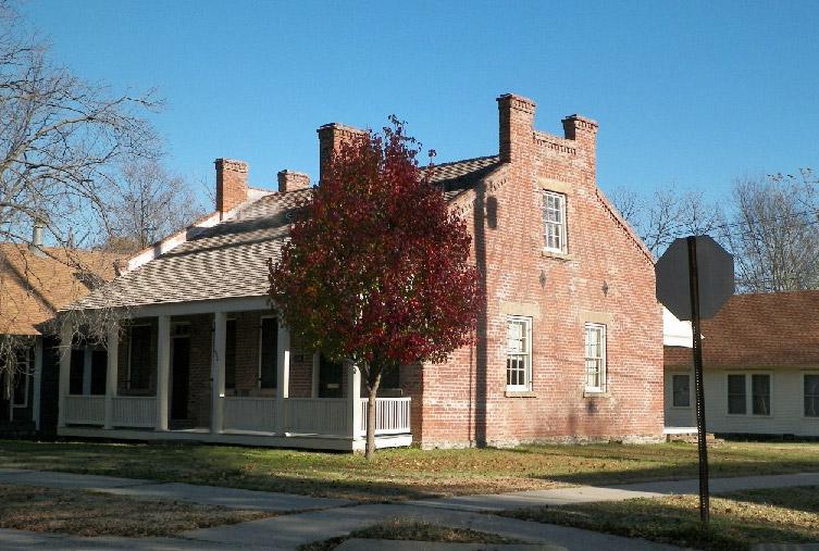 Louis Tilles House