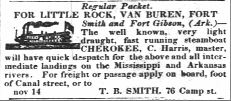Cherokee Ad