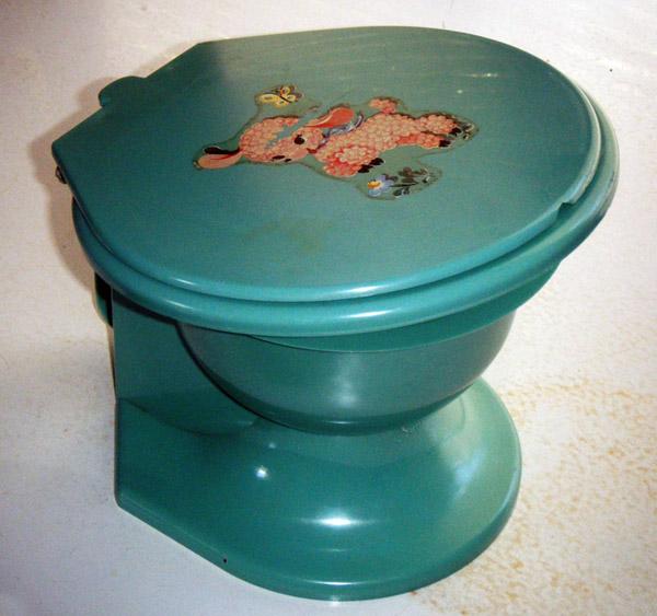 Tinkle Pot