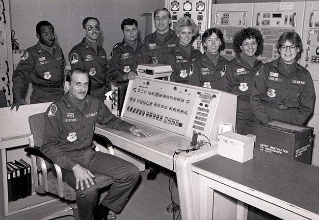 Titan Missile Crew