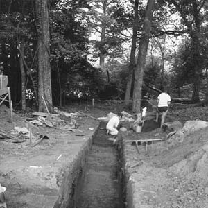 Excavation Trench