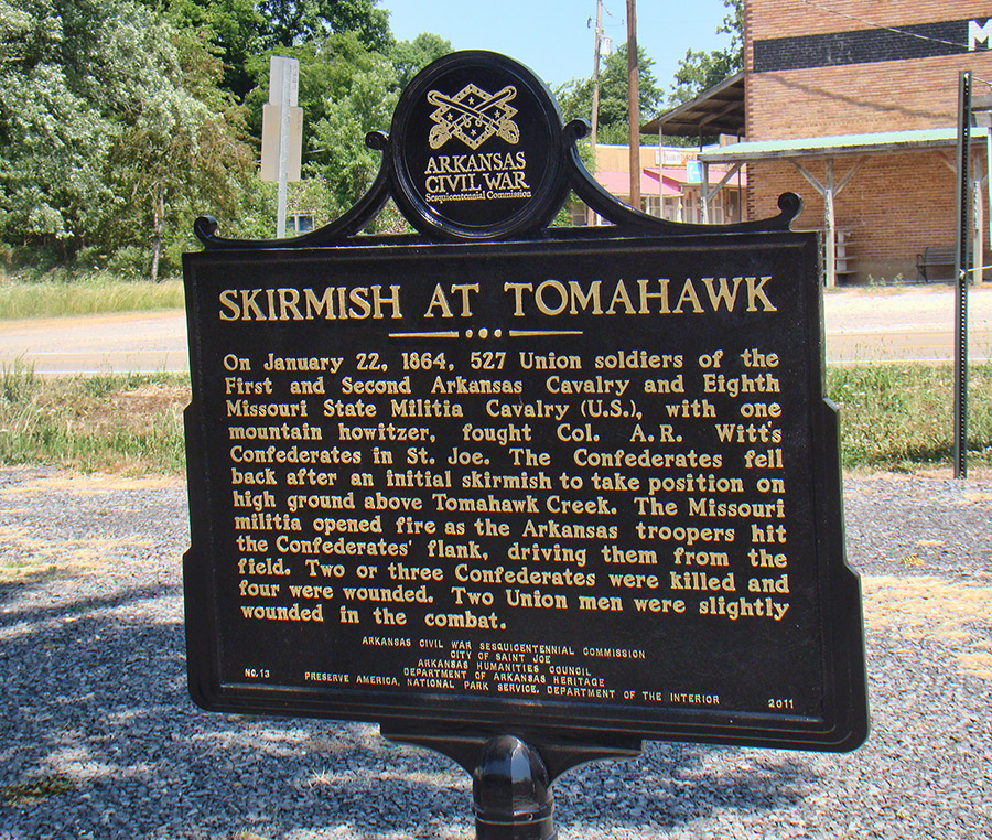 Skirmish at Tomahawk