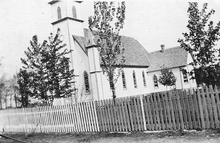 Tontitown: Catholic Church