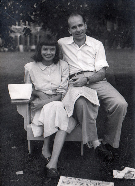 Eugene and Catherine Towbin