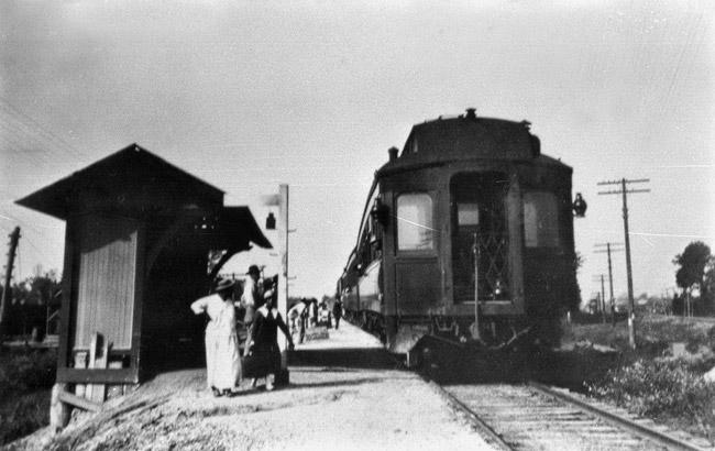 West Memphis Train Station