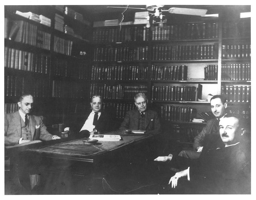 Trinity Hospital Founders