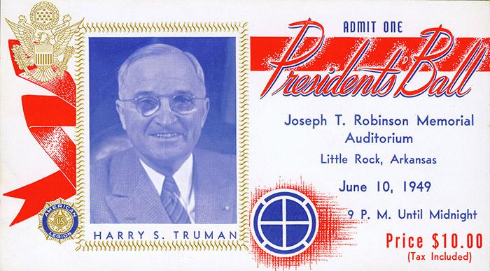 Truman Visit, 1949