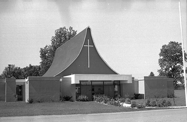 Tucker Unit Chapel