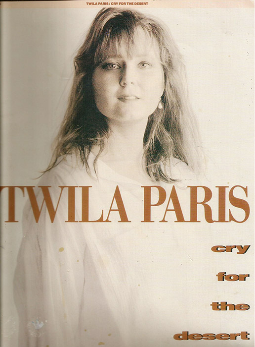 Twila Paris Book