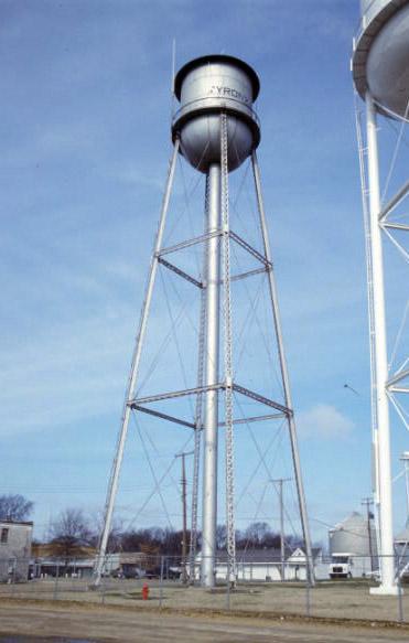 Tyronza Water Tower