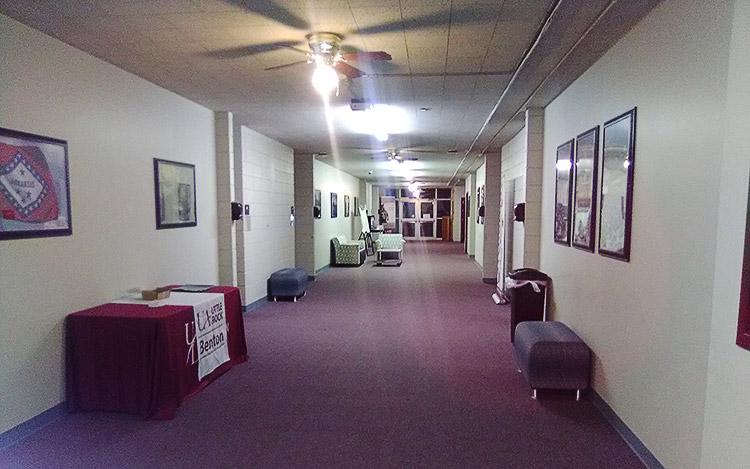 Benton Campus Interior