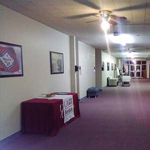 Benton Campus Interior