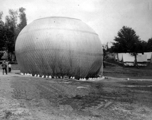 UCV Reunion Balloon
