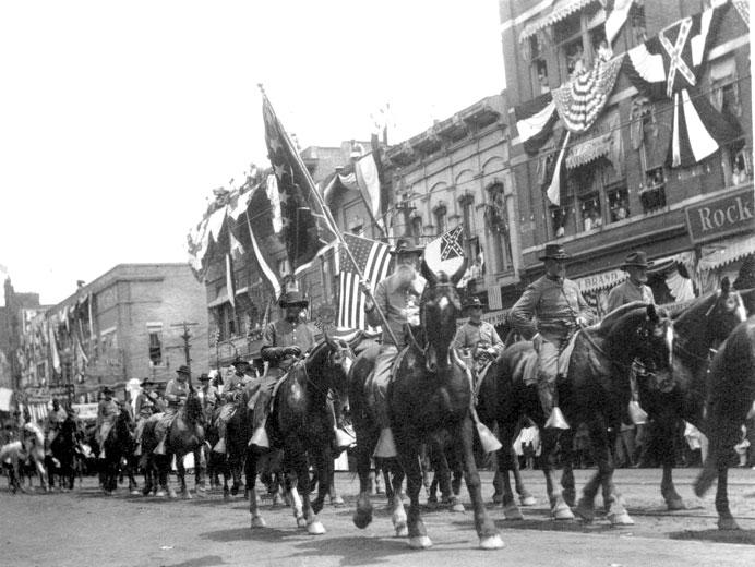 UCV Reunion Parade