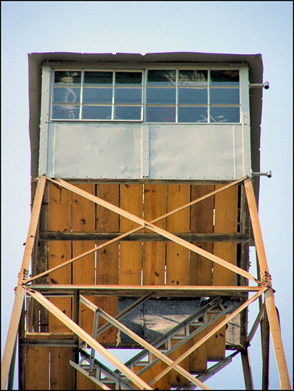Crossroad Fire Tower