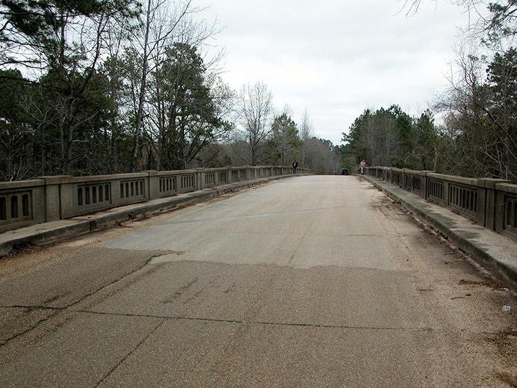 Kingsland Segment Overpass