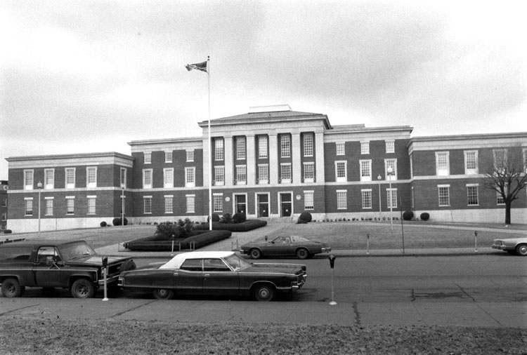 Fort Smith: Federal Courthouse