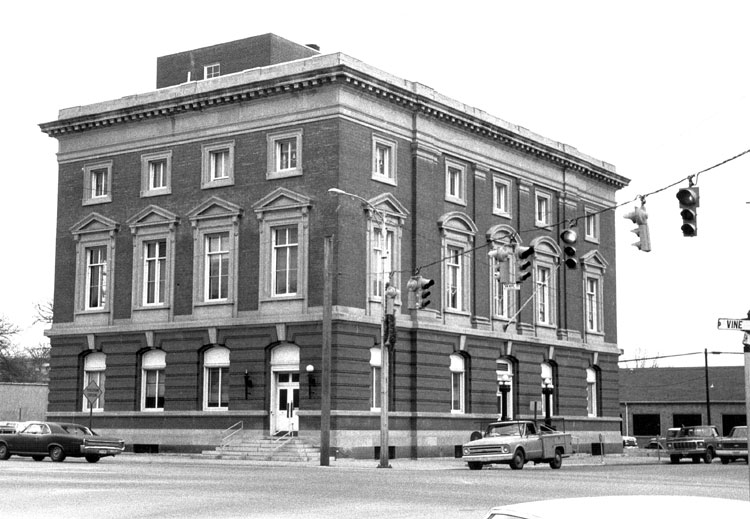 Harrison:  U.S. Courthouse
