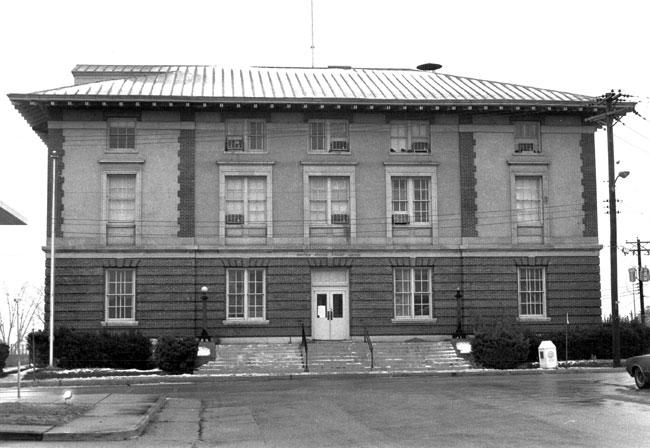 Jonesboro: U.S. Courthouse