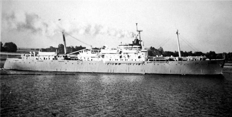 USNS Private William H. Thomas
