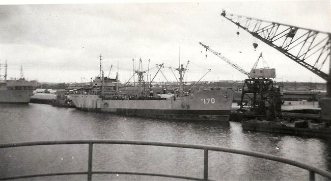 USS Chicot (AK-170)