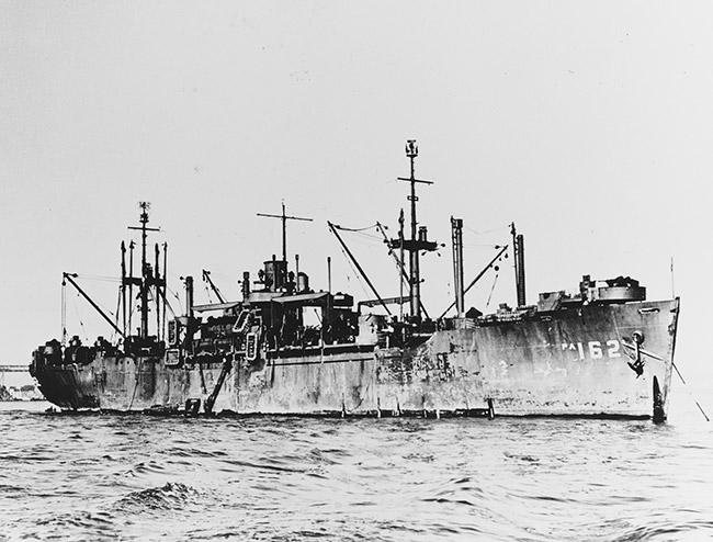 USS Drew