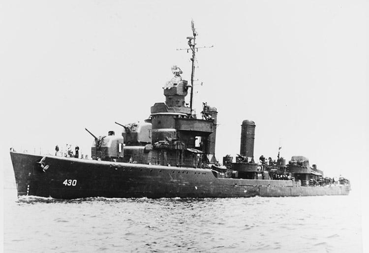 USS Eberle