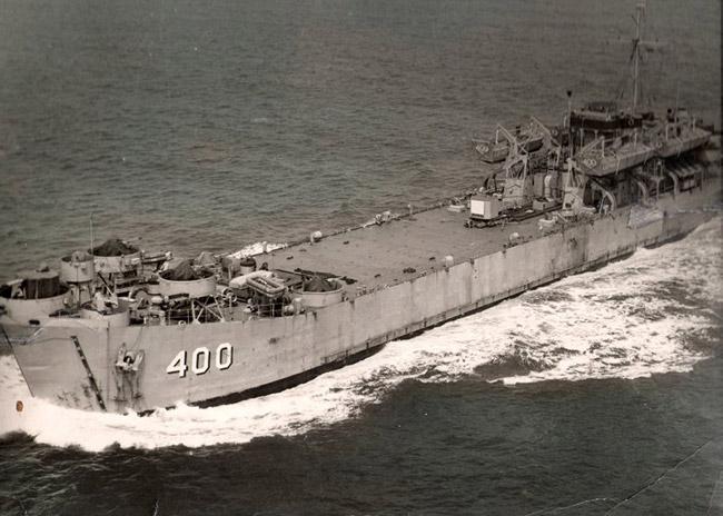 USS Bradley County
