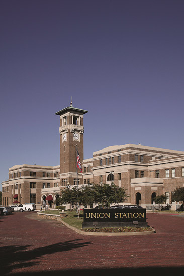 ARCF Headquarters at Union Station