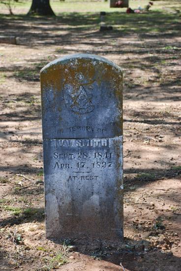 V. V. Smith Grave