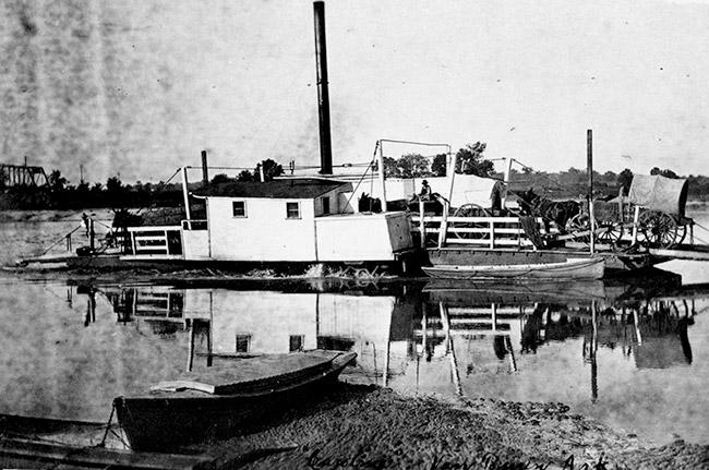 Van Buren Ferry