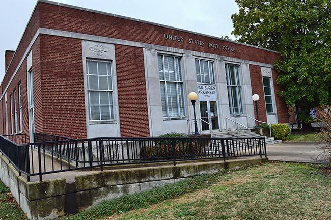 Van Buren Post Office