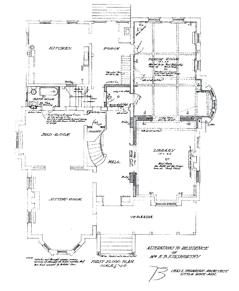 Villa Marre First Floor