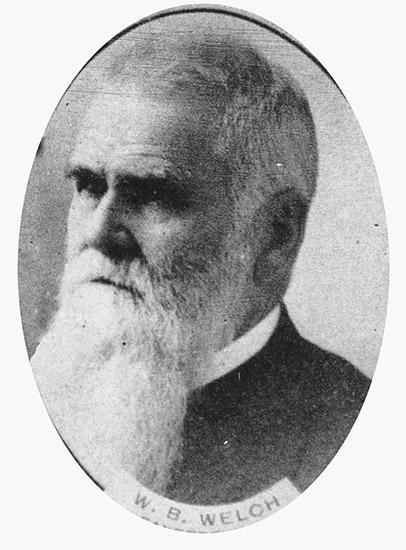 William B. Welch